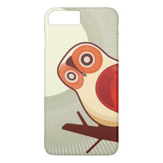 Owl And Moonlight iPhone 8 Plus/7 Plus Case