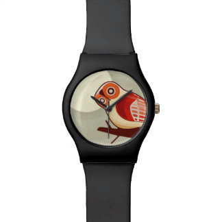 Owl And Moonlight Watch