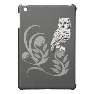 Owl Art iPad Dark Case iPad Mini Cases