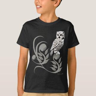 Owl Art Shirts