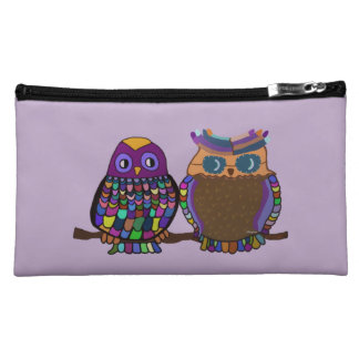 Owl Attraction Cosmetics Bags