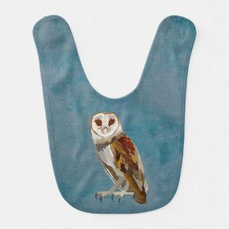 OWL Baby Bib