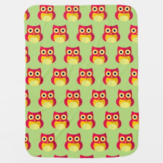 Owl Baby Blankets