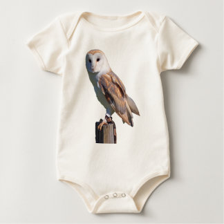 Owl Baby Bodysuit