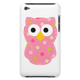 Owl - Baby Girl iPod Touch Case