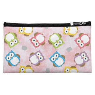 Owl Cosmetics Bags