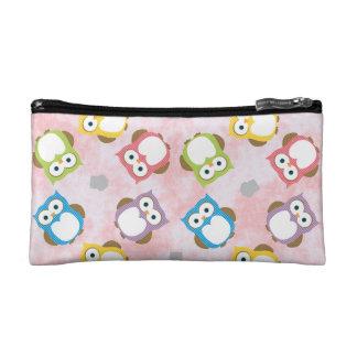 Owl Makeup Bags