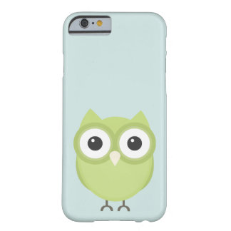 Owl Barely There iPhone 6 Case