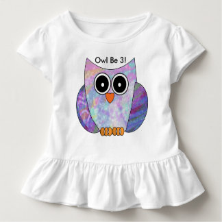 Owl Be 3 Shirt