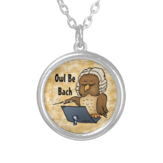 Owl Be Bach Custom Jewelry