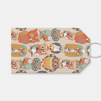 Owl Be Collection Gift Tag