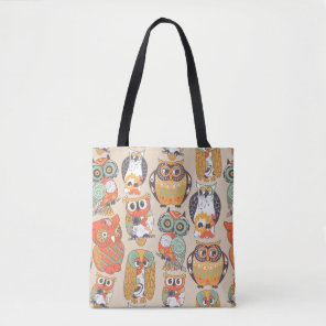 Owl Be Collection Tote Bag