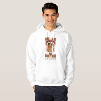 Owl Be-leaf In Hoo-Hoo (October 2017) Hoodie