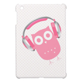 Owl Be Listening to Music {Mini iPad Case} iPad Mini Covers