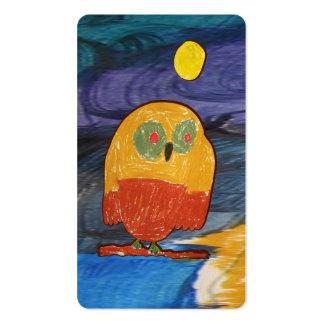 Owl Bird Business Card Templates