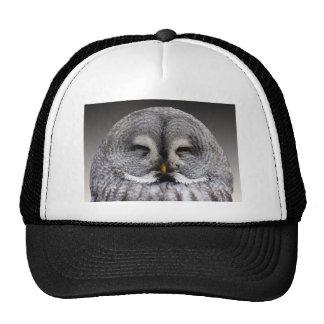 Owl Birds Feathers Party Shower Teacher Class Art Trucker Hat