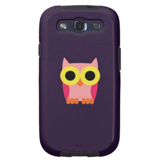 OWL BOO GALAXY S3 COVERS