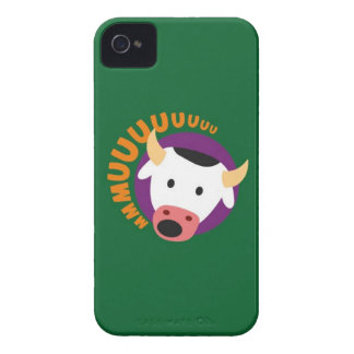 OWL BOO - Cow iPhone 4 Cover
