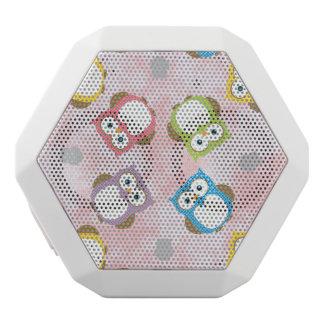 Owl White Boombot Rex Bluetooth Speaker