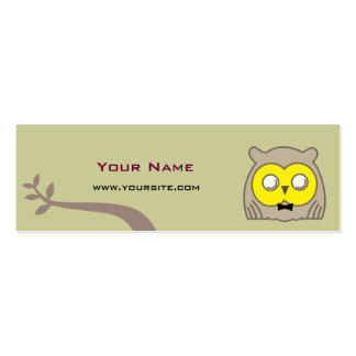 OWL business Business Cards