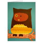 owl cards