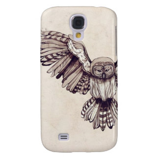 Owl Chic Galaxy S4 Case