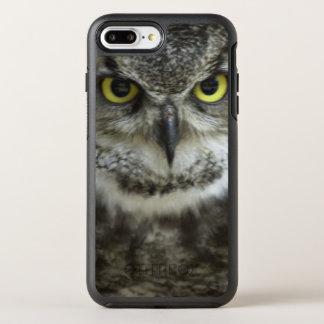Owl Close Up OtterBox Symmetry iPhone 8 Plus/7 Plus Case