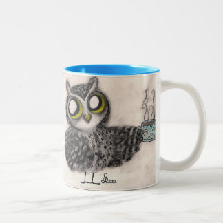 Owl Coffee Time! Mug