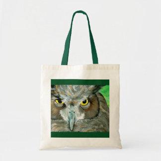Owl Dark Green Accent