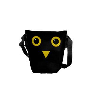 Owl Design Commuter Bags