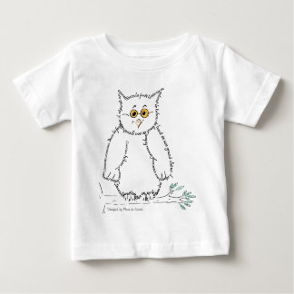 owl, Designed by Plume of Mouse Tee Shirt