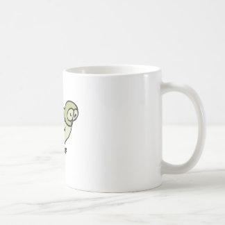 Owl Drawing Coffee Mug