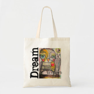 Owl Dream Weaver Tote by Michelle Sylvia