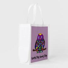 Owl Earth Day