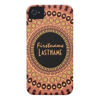 Owl Eye custom Blackberry Bold case