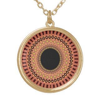 Owl Eye custom necklace