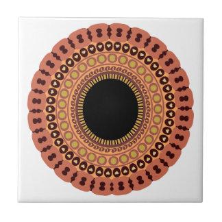 Owl Eye tile