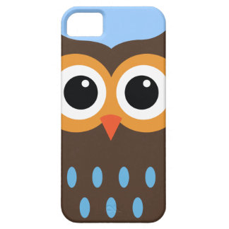 Owl Eyes Barely There iPhone 5 Case