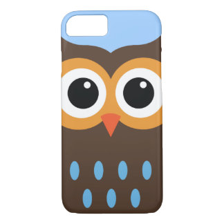 Owl Eyes Barely There iPhone 7 case