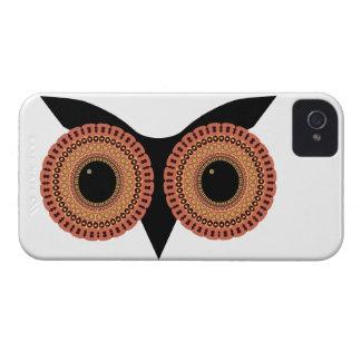 Owl Eyes Blackberry Bold case