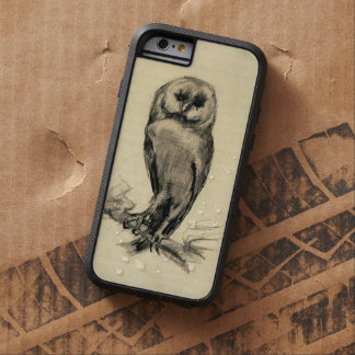 Owl Eyes Face Birthday Shower Party Love Destiny Tough Xtreme iPhone 6 Case