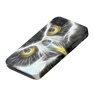 Owl Eyes iPhone 4 Covers