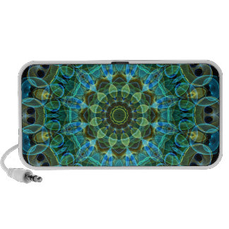 Owl Eyes kaleidoscope Mp3 Speaker
