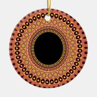 Owl Eyes ornament