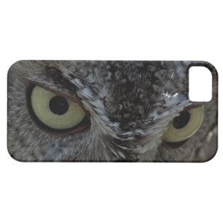 Owl Eyes photo iPhone 5 case