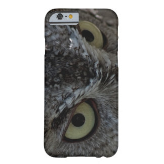 Owl Eyes photo iPhone 6 case Barely There iPhone 6 Case