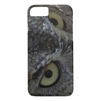 Owl Eyes photo iPhone 7 case