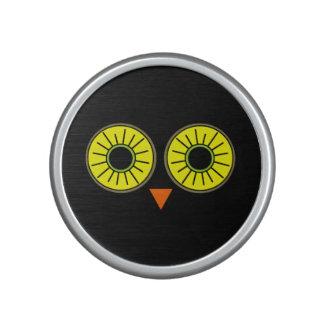 Owl Eyes Speaker