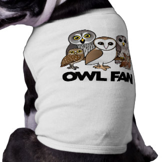 Owl Fan Shirt