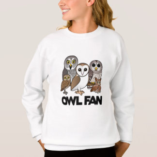 Owl Fan Sweatshirt